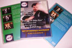 DVDs Volume 1 to 3